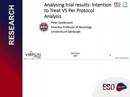 Intention to Treat VS Per Protocol Analysis