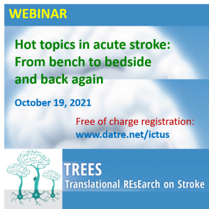 Hot topics in acute stroke: from bench to bedside and back again